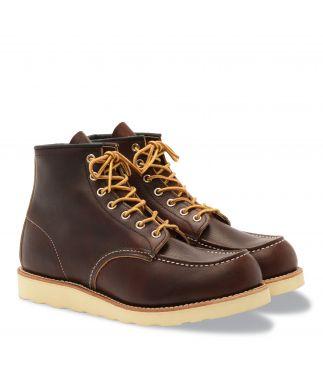 """Ботинки 8138 6"""" Classic Moc Toe Briar Oil Slick"""