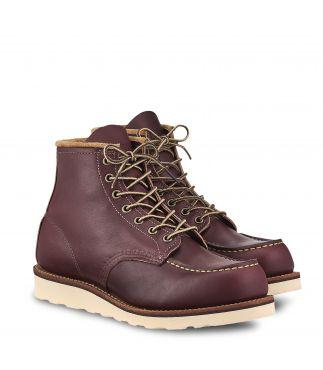 """Ботинки 8856 6"""" Classic Moc Toe Oxblood Mesa"""