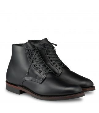 "Ботинки 9436 Williston 6"" Round Toe Black Featherstone"