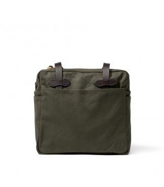 Сумка Tote Zipper Otter Green